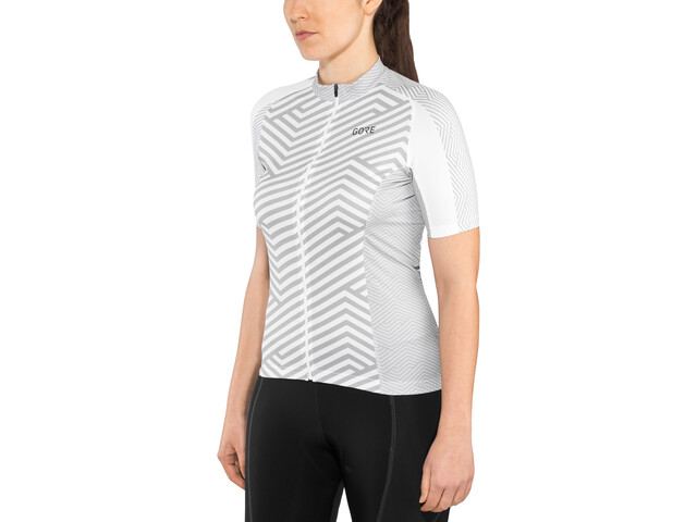 GORE WEAR C3 Maillot Mujer, white/light grey